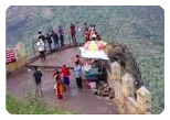 Ooty Car Rental For Dolphin Nose